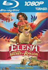 Elena y el secreto de Avalor (2016) BDRip m1080p