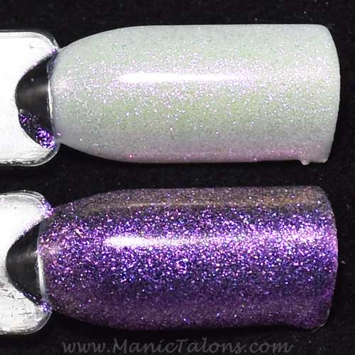 Bundle Monster BMC Stardust Pigment Andromeda Swatch