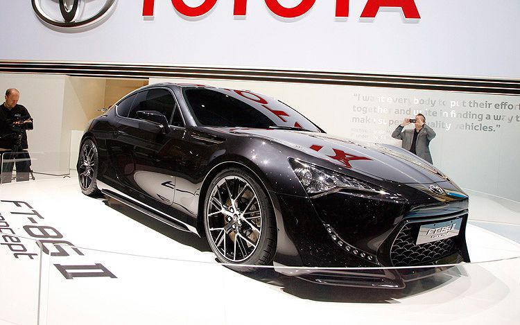 Car Models Com Toyota Ft 86 Ii Concept