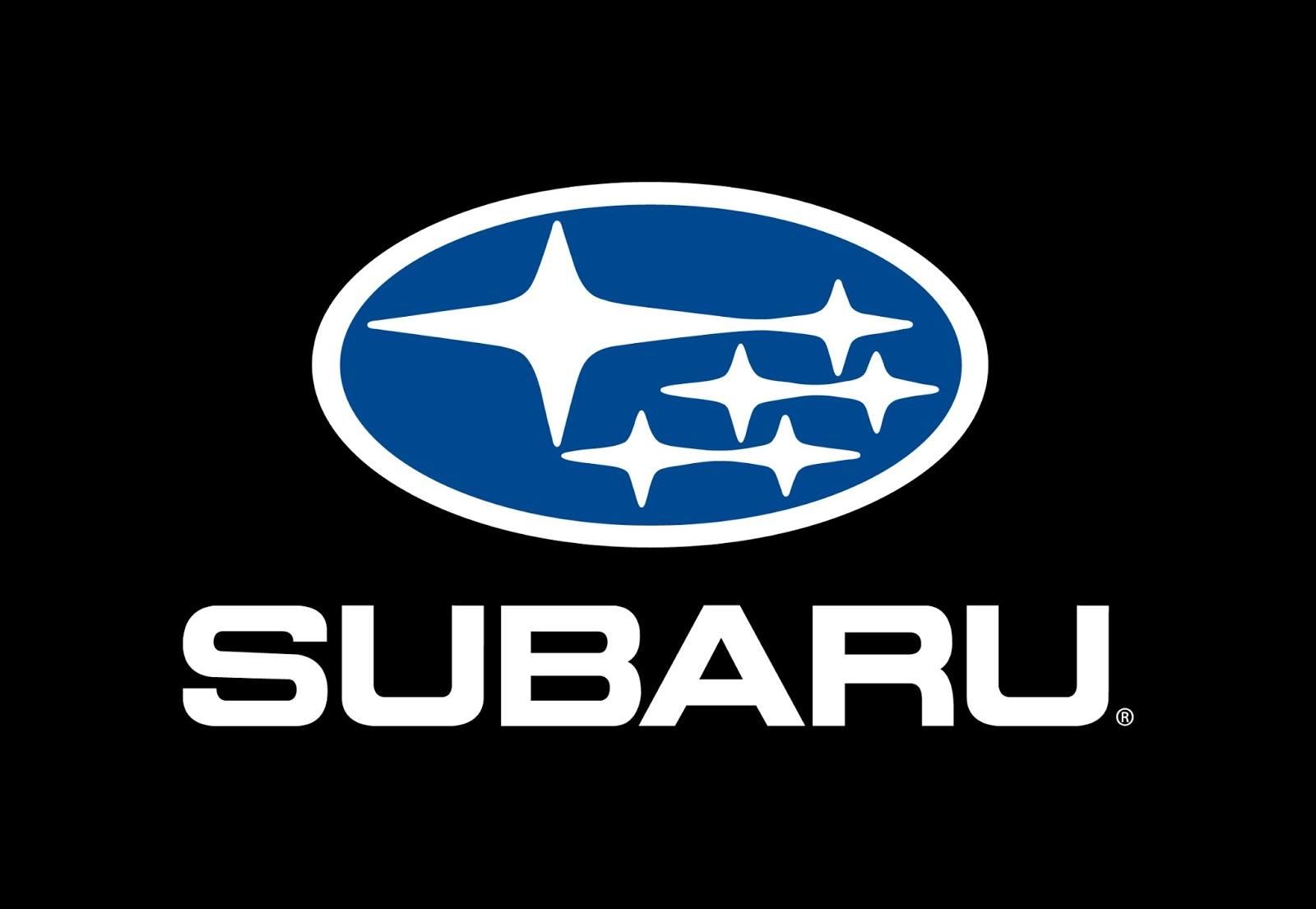 Subaru Logo 2013 Geneva Motor Show