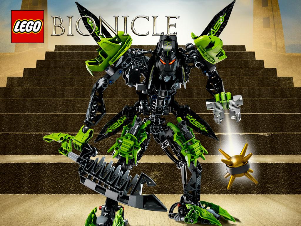 Bionicle Heroes Game Wallpapers