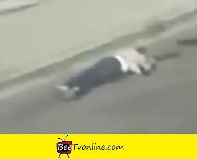 Falling man live again