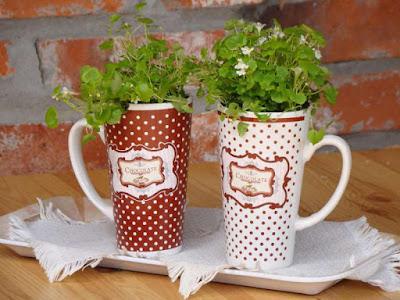 Vasos de canecas