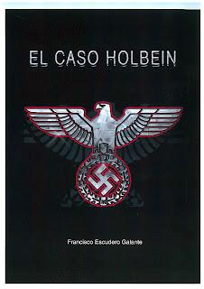 Librería Codex Orihuela El caso Holbein Paco Escudero
