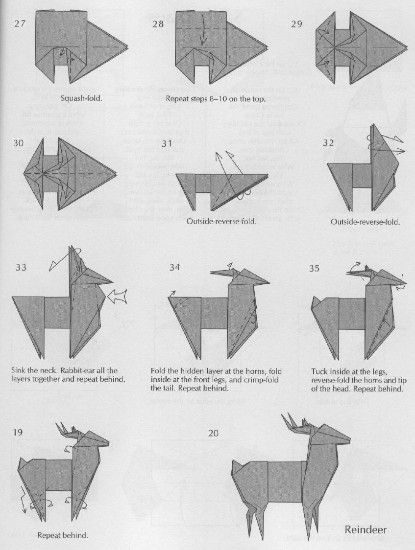 Origami Papa Noel Affordable Papa Noel With Origami Papa Noel - Origami-papa-noel