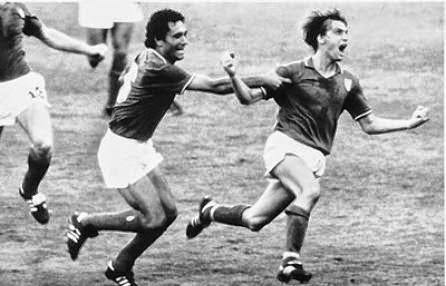 anno 1970 semifinale con la Germania