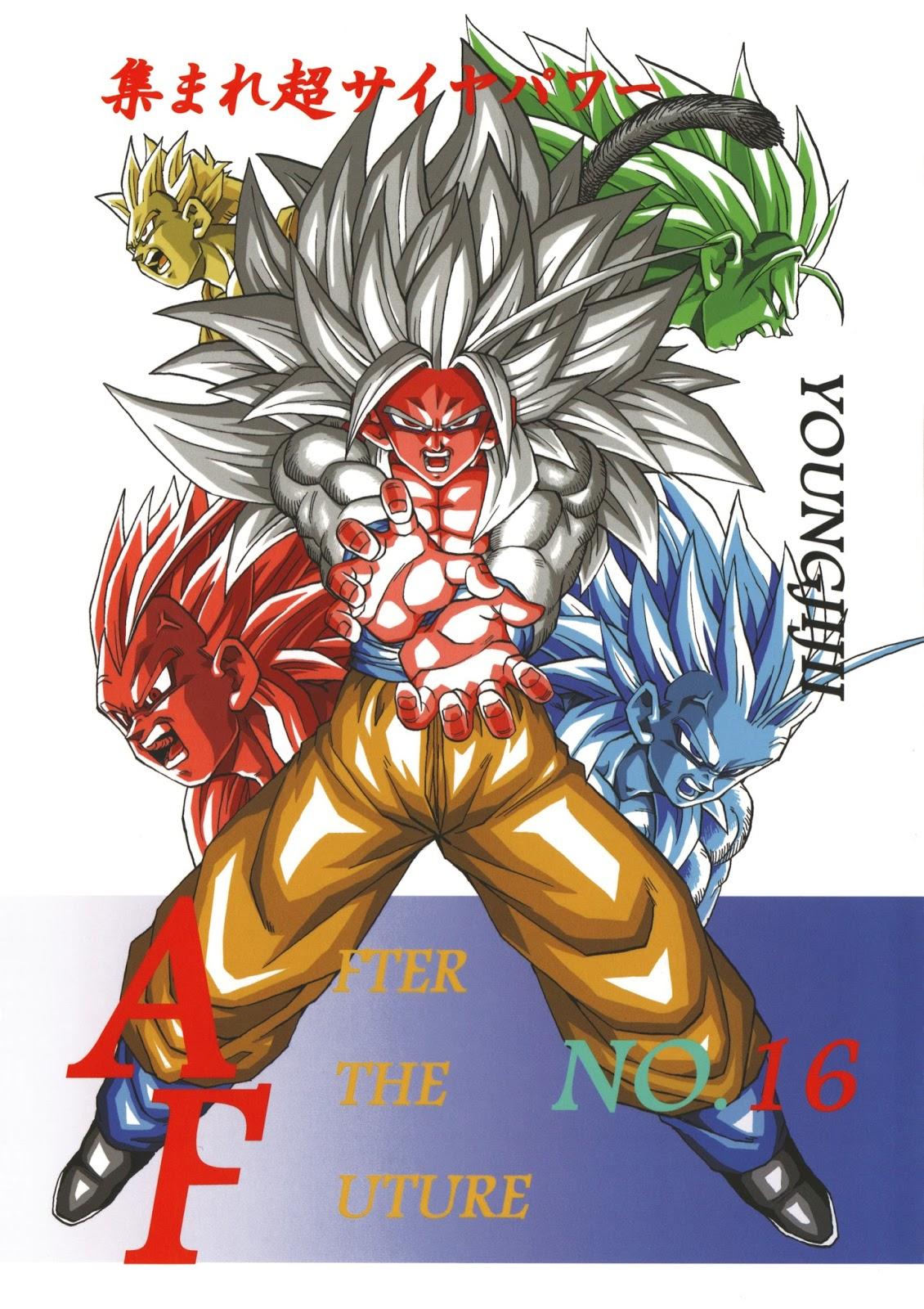 Dragon ball af manga ita download