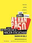 Escuchá Abran Paso - Radio Sur 88.3
