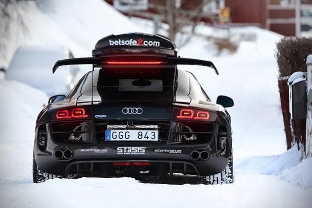 Jon Olsson U0026 39 Un Karbon Fiber Audi R8 Razor Gtr U0026 39  U0131