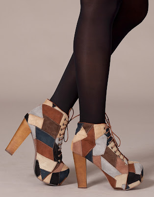 Shopping tip: Jeffrey Campbell multicolored lita shoes