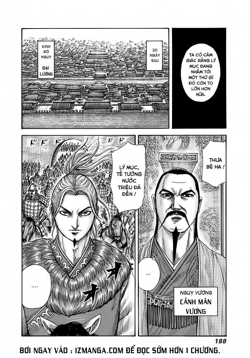 Kingdom - Vương Giả Thiên Hạ Chapter 260 page 19 - IZTruyenTranh.com