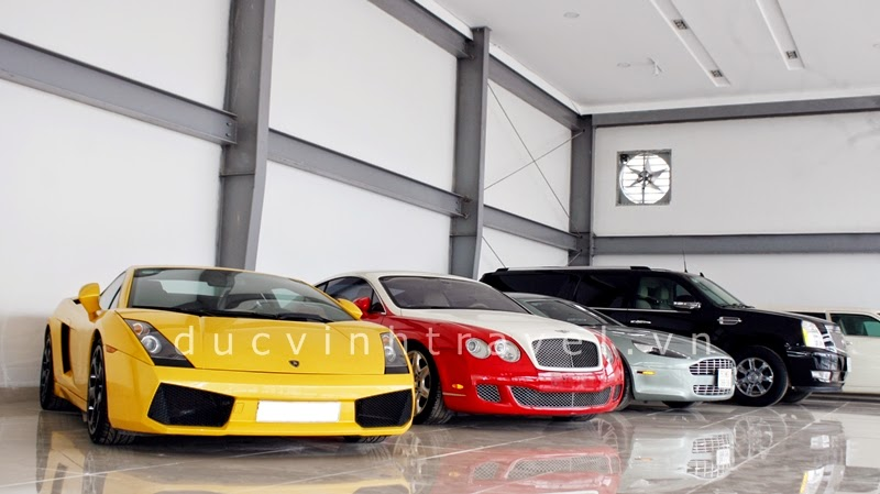 Cho thuê siêu xe cưới Lamborghini 2