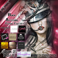☆ Rock Atitude - Fashion Fair 2014 ☆