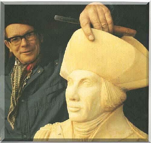 figurehead carver