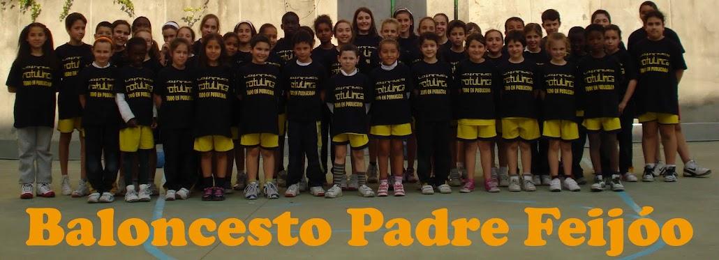 Baloncesto Padre Feijoo Zorelle