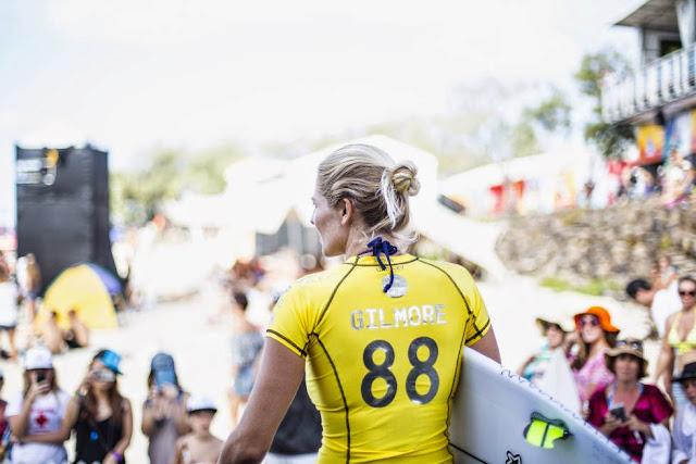 46 Roxy Pro Gold Coast 2015 Stephanie Gilmore Foto WSL Kelly Cestari
