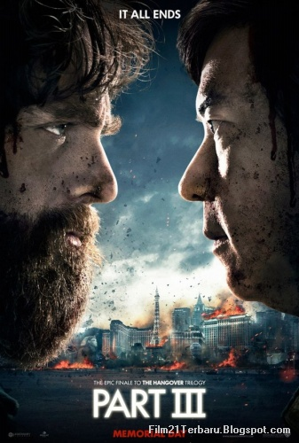 The Hangover Part III 2013 Bioskop