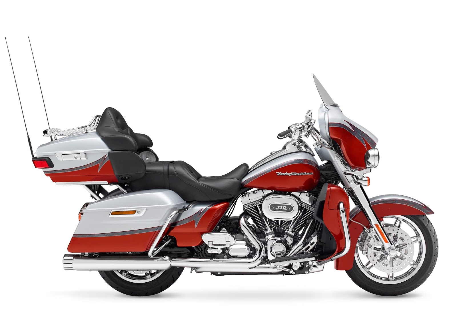 racing caf harley davidson cvo electra glide ultra limited 2014. Black Bedroom Furniture Sets. Home Design Ideas