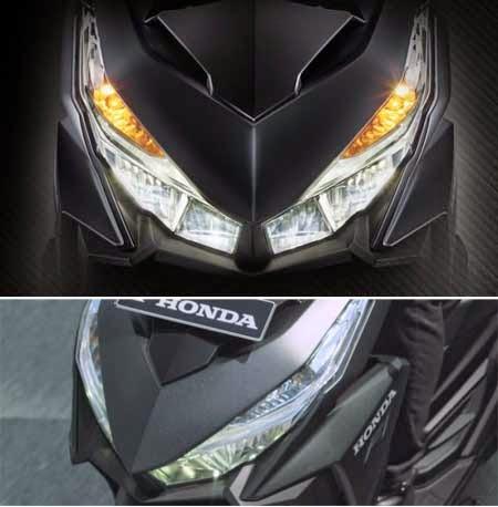 Gambar New Honda Vario 150: Motor Bermesin eSP 2015 | Koleksi Gambar ...