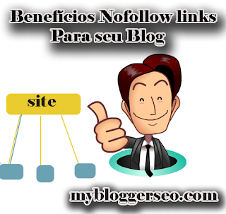 Beneficios de Nofollow Links para seu Blog