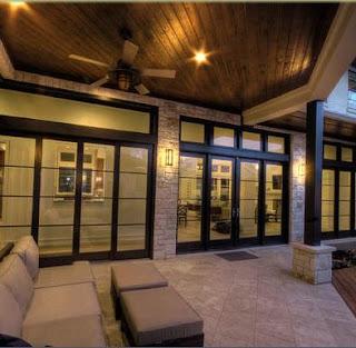 Fachadas de casas fachada de casas de dos pisos for Terrazas en segundos pisos