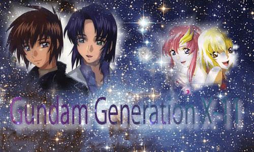 GundamXGeneration