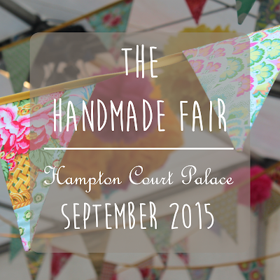 The Handmade Fair - Hampton Court Palace September 2015