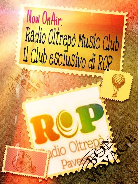 Show : RADIO OLTREPO' MUSIC CLUB