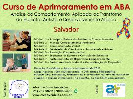 Curso de Aprimoramento em ABA - Edição Salvador