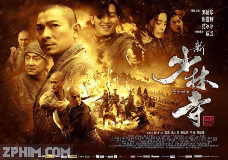 Ảnh trong phim Tân Thiếu Lâm Tự - Shaolin 1