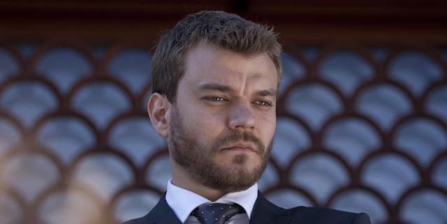 Pilou Asbæk wcieli się w rolę Batou w Ghost in the Shell