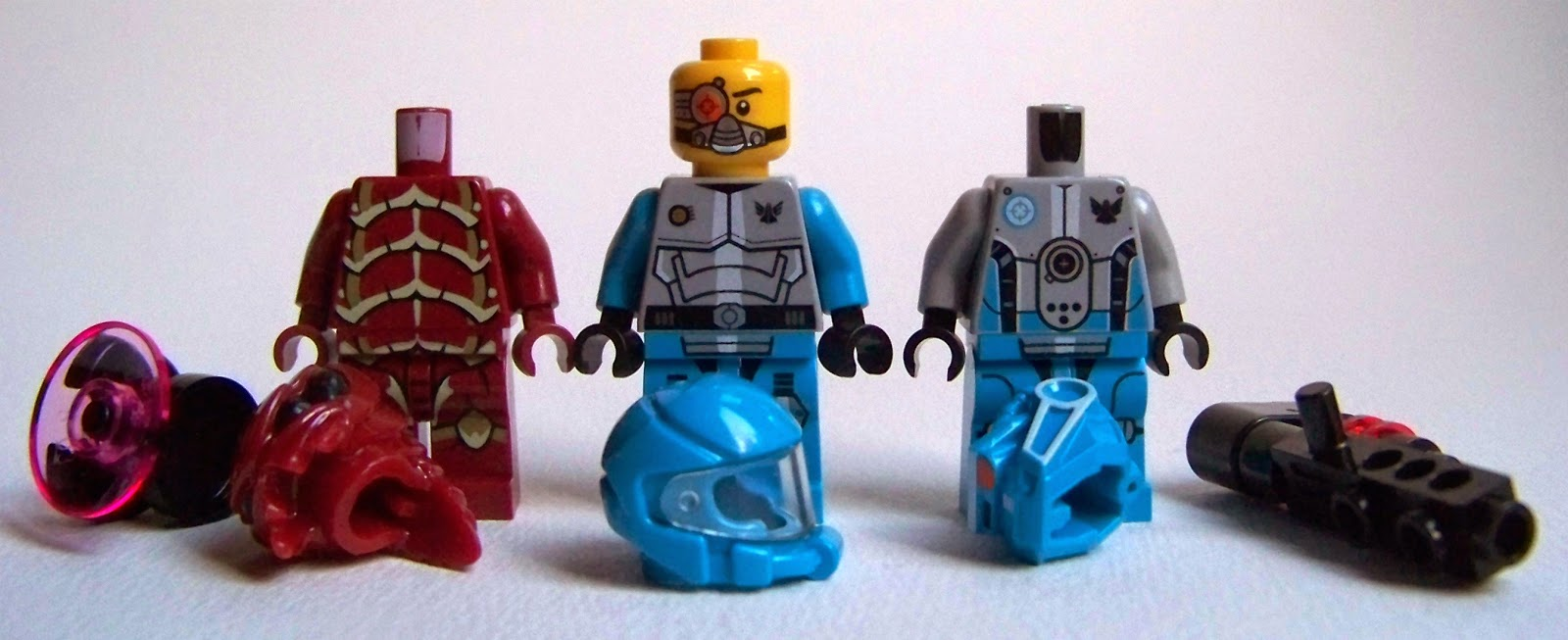 LEGO Galaxy Squad buggoid