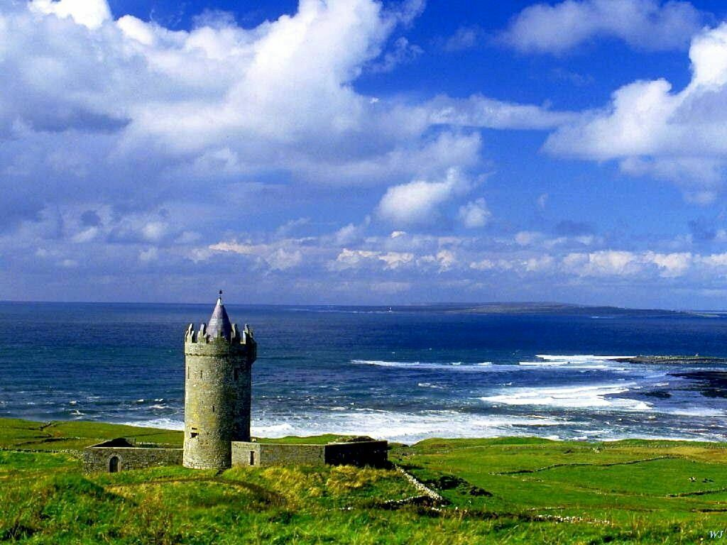 Tourism: Ireland Landscape