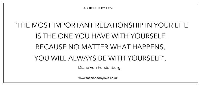via fashioned by love | best fashion & style quotes | Diane von Furstenberg