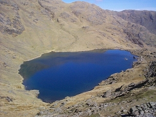 Isolation tarn