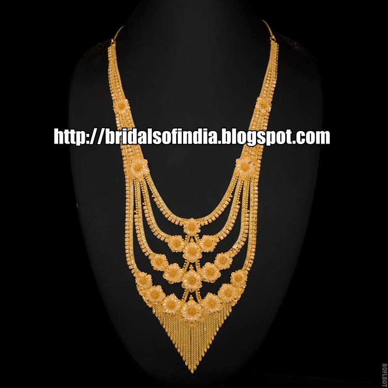 pics for gt swarna mahal jewellers necklace
