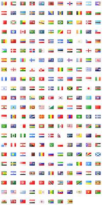 Gambar Bendera Negara Warna Bendera Ibukota Negara Lambang Negara