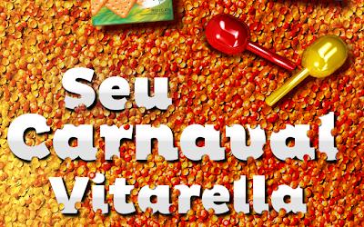 "Concurso Cultural ""Seu Carnaval Vitarella"""