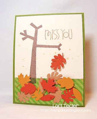 Designed by Lori Tecler-Inking Aloud-stamps and dies from Paper Smooches