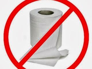ini bahayanya jika anda sering menggunakan tisu gulung setelah makan