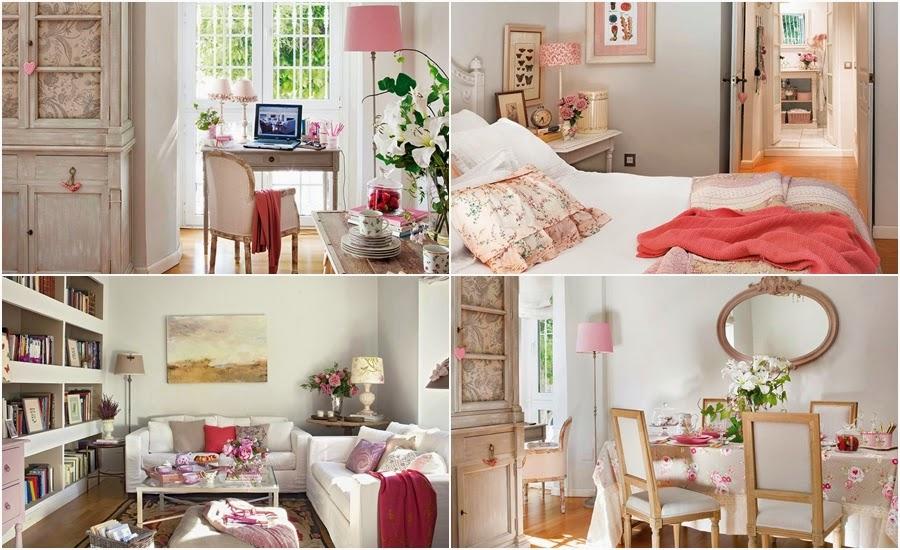 Wystrój wnętrz, home decor, wnętrza, urządzanie mieszkania, styl francuski, styl romantyczny,jasne wnętrza, róż, pastelowy róż, pastelowe kolory