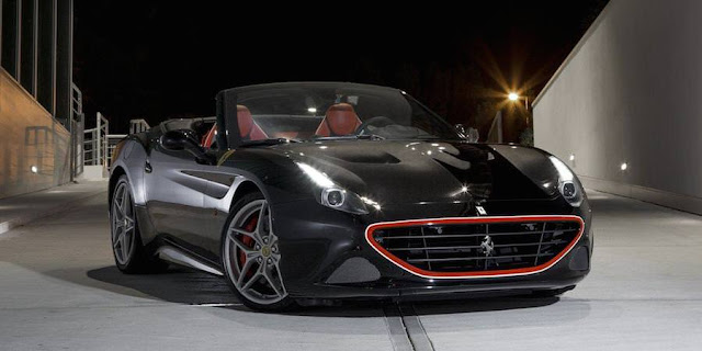 フェラーリ、250TRをモチーフにした「カリフォルニアT」を公開。