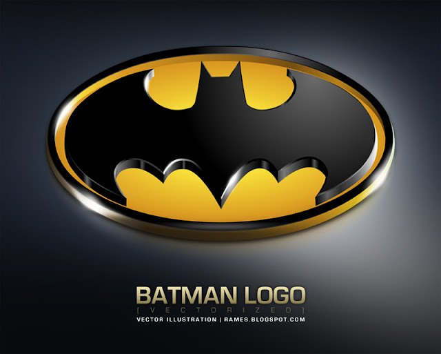 rames, batman logo