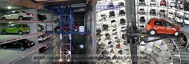 japan parking system