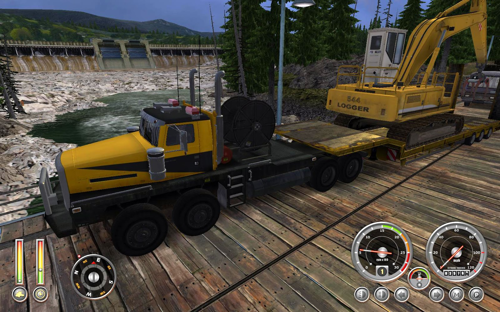 18 Wheels Of Steel Extreme Trucker 2 Download Free Full Version