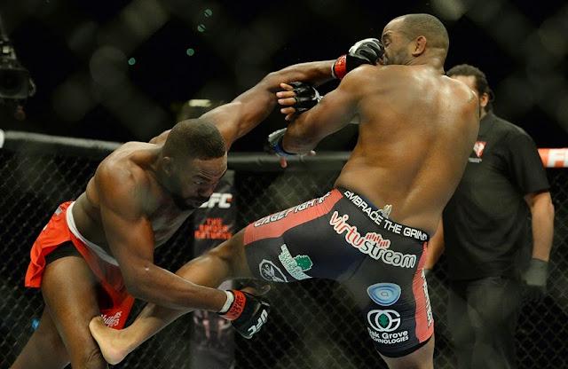 UFC 182 jones cormier