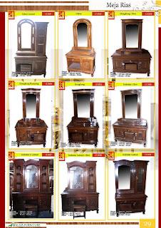 Meja Rias Furniture Klender ( Halaman 28 )