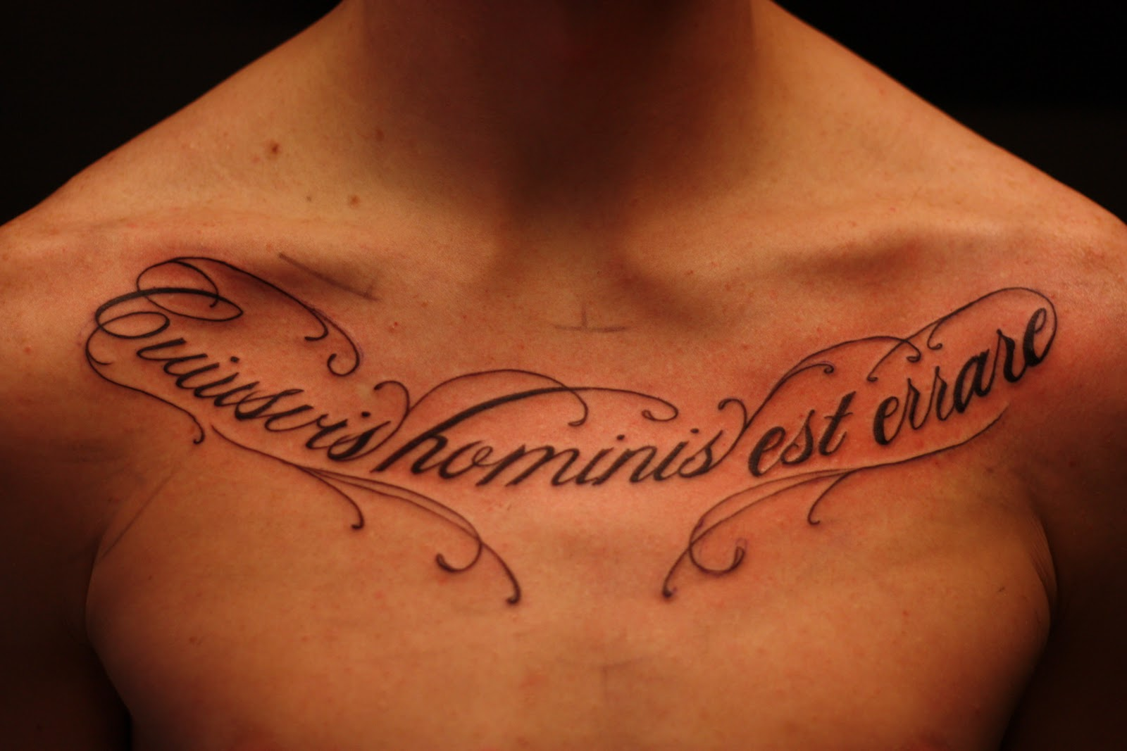 Letra de New tattoo de James Arthur - MUSICA.COM