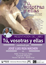 El viernes 1 de junio estoy en Ayamonte en la presentación de este libro en el que colaboro