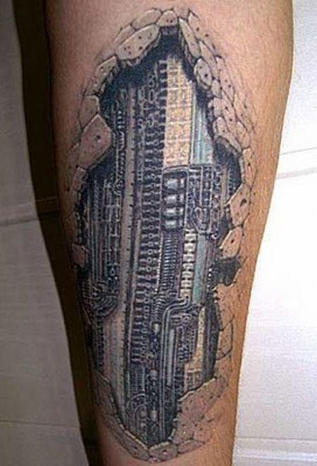Tattoo 3d Gallery